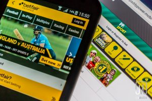 online in play betting australia time